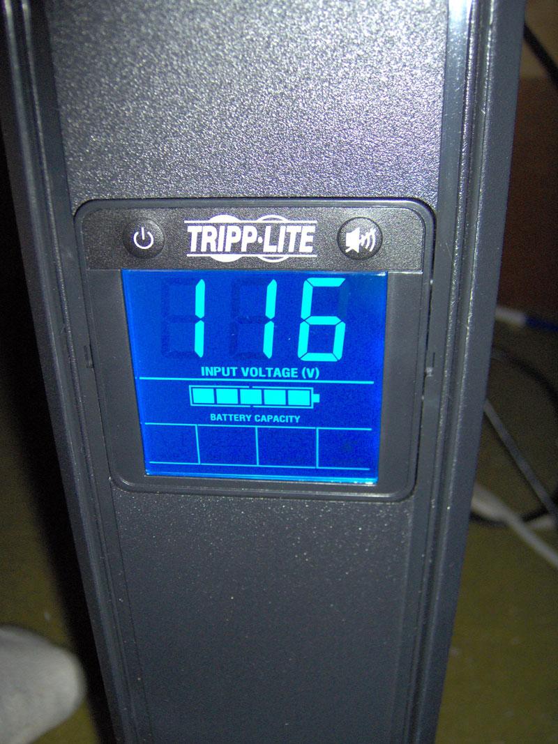 SMART1200LCD UPS